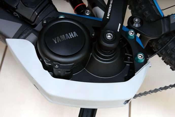 Tuning für E-Bikes mit Yamaha Motoren